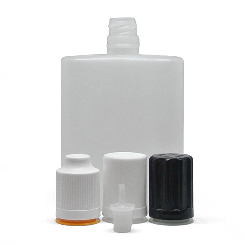 Flask kit 60 ml PE